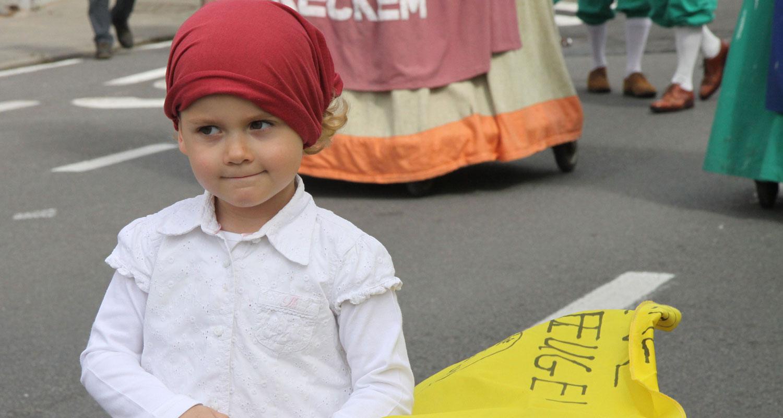 De breughelkermis, een kindvriendelijk volksfeest.